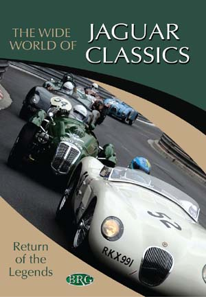 DVD Cover - Wide World of Jaguar Classic